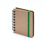 Note book on white backgrounds Royalty Free Stock Photos