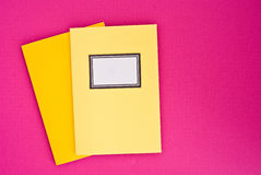 Note books Royalty Free Stock Image