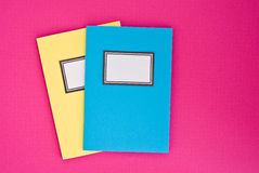Note books Royalty Free Stock Photo
