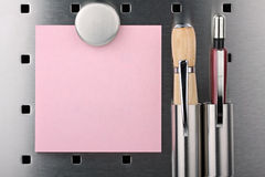 Note de post-it III Photographie stock