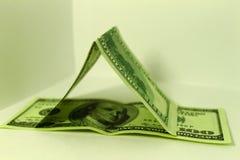 Note del dollaro Immagine Stock