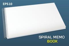 Note en spirale book-05 Photo stock
