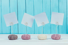 Note holders Royalty Free Stock Image