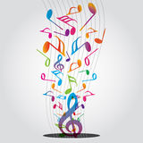 Note Music Royalty Free Stock Images