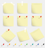 Note pad Royalty Free Stock Image
