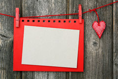 Note-pad Stock Images