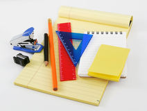 Note pad Royalty Free Stock Photo