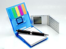 Note pad Stock Photos