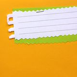 Note paper Stock Images