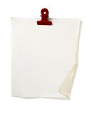 Note paper reminder office business Royalty Free Stock Photos