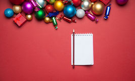 Note and pen Royalty Free Stock Photo