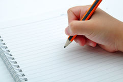 Note Taking Stock Images