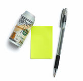 Note to assignment of expenditures Royalty Free Stock Photos