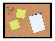 Noteboard Royalty Free Stock Images