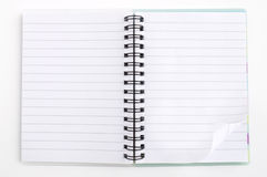 Notebook Royalty Free Stock Photography