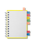 Notebook Stock Image