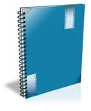 Notebook. Design top secret notebook sheet Royalty Free Stock Photo