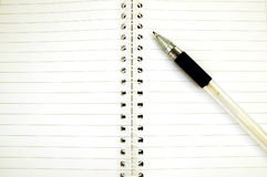 Notebook #4 Royalty Free Stock Photo