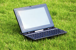 Notebook Stockfoto