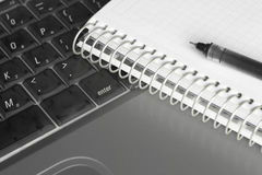 Notebook Royalty Free Stock Image
