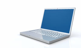 Notebook computer Royalty Free Stock Photos