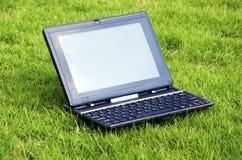 Notebook Computer Stock Photo