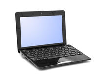 Notebook computer Stock Images