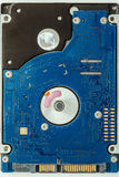 Notebook hard drives Royalty Free Stock Photography