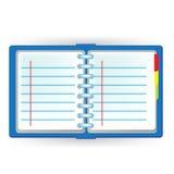Notebook icon Stock Photo