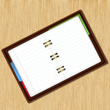 Notebook Icon. Royalty Free Stock Image