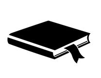 Notebook icon Royalty Free Stock Images