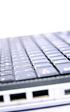 Notebook keyboard Royalty Free Stock Images