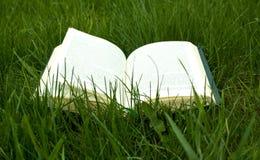 Free Notebook On Grass Stock Photos - 24431063