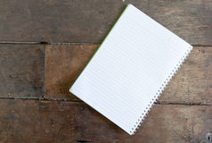 Notebook Stock Photography