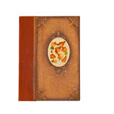 Notebook orange Royalty Free Stock Photo