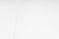 Notebook pages Royalty Free Stock Image
