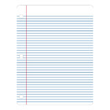 Notebook Paper Illustration Royalty Free Stock Photography