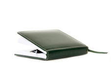 Notebook and a pen Royalty Free Stock Images