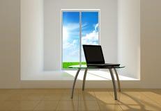 Perfect work room Stock Image