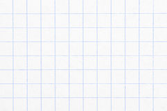 Notebook sheet Stock Photography