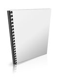 Notebook spiral Royalty Free Stock Photo