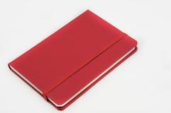 Notebook on white background Stock Image