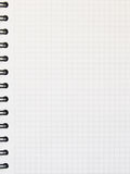 Notebook with  wireo Stock Photography