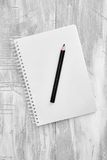 Notebook Writing Pad Royalty Free Stock Images