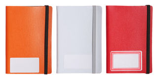 Notebooks Stock Photography