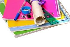Notebooks Royalty Free Stock Photo