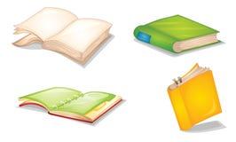 Notebooks. Illustration of a  notebooks Royalty Free Stock Image
