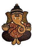 Noten Lord Ganesha royalty-vrije stock fotografie