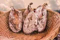 Noten van ham Royalty-vrije Stock Foto