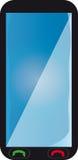 Notentelefon Lizenzfreie Stockbilder
